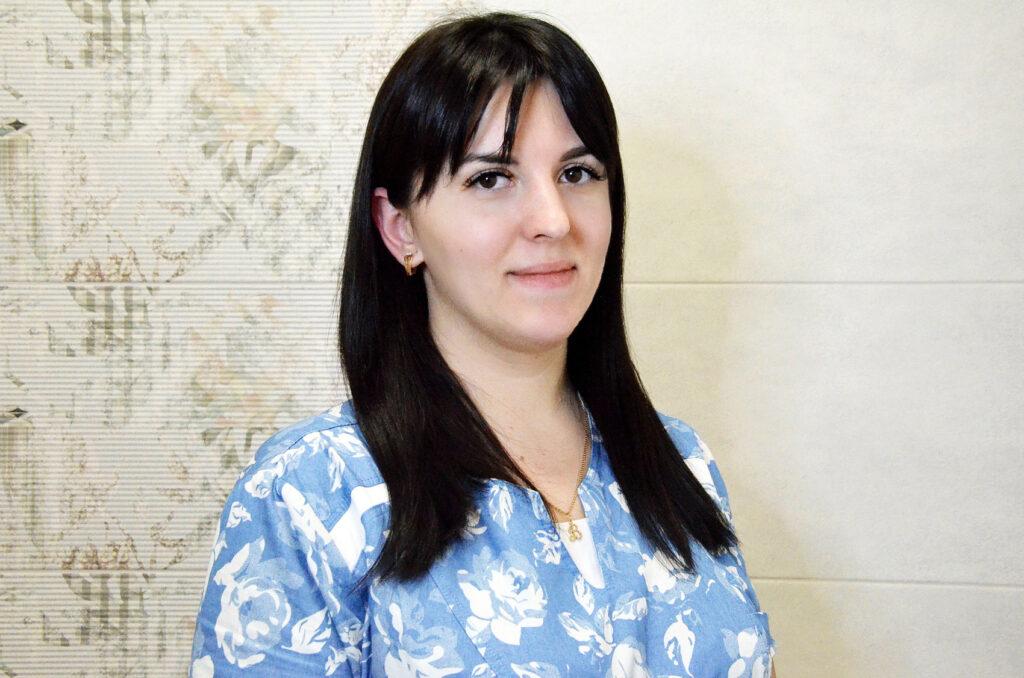 Белова Виктория Сергеевна
