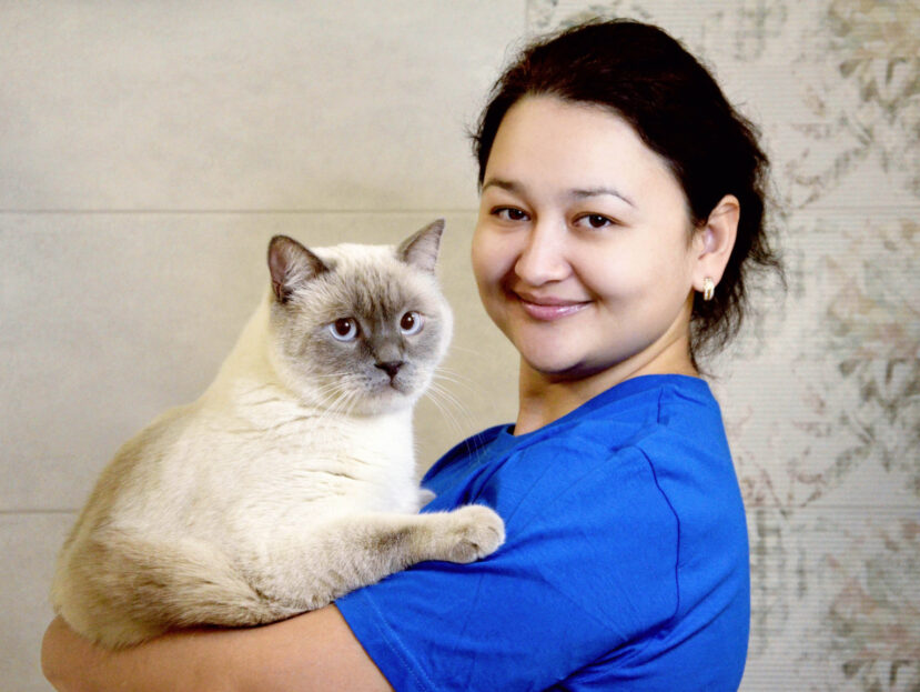 Талипова Айше Шавкатовна